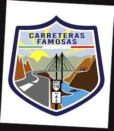 DESAFÍO CARRETERAS FAMOSAS