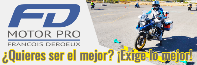 Fd Motor Pro Francois - Rodando Rutas Mágicas