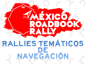 México Roadbook Rally